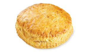 Ham - gouda cheese pie