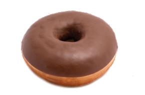 Super Mini Choco Donuts