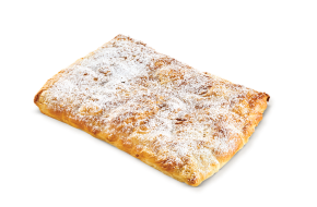 Bougatsa with cream