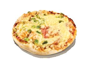 Pizza στρογγυλή (άψητη ζύμη)