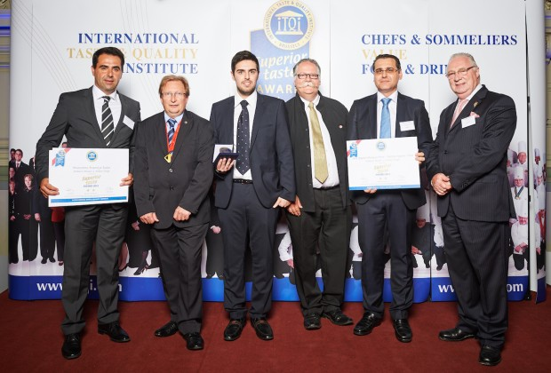 Awarded at the International Taste & Quality Institute - iTQi 2018