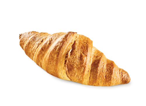 Margarine croissant pre-proved