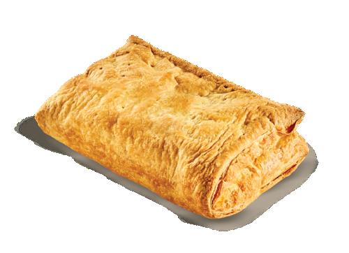 Ham & gouda cheese pie