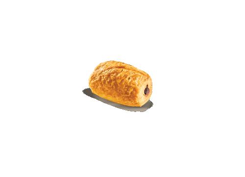 Mini croissant pralina pre-proved