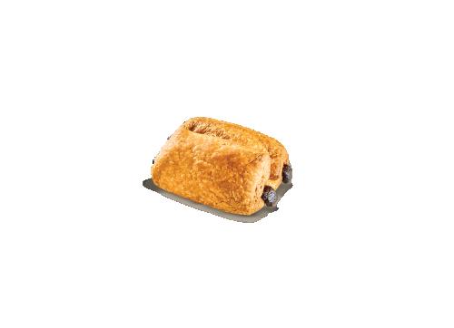 Mini pain au chocolat pre-proved