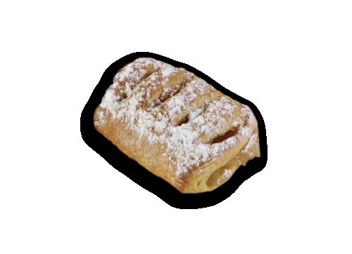 Mini croissant apple & cinnamon