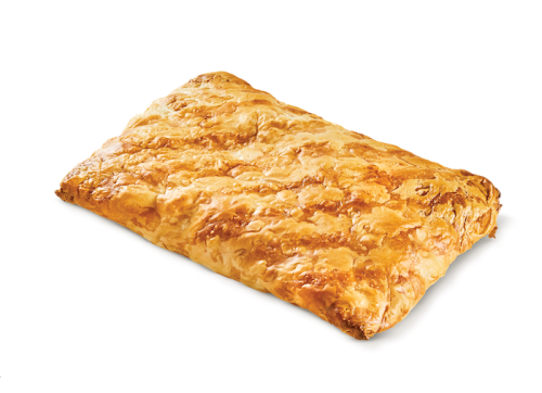 Bougatsa with mizithra - feta cheese
