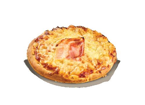Pizza στρογγυλή